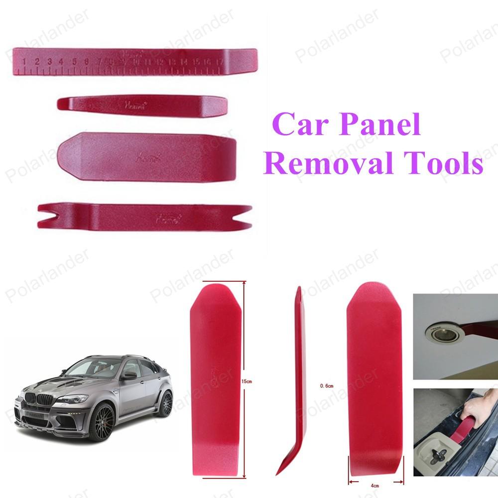 Высокое качество авто панели съемный комплект инструментов 4 шт. ремонт комплект