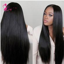 Beste Qualität 8A Brasilianisches Reines Haar Gerade Brasilianische Haarwebart Bundles 3 Stücke Vollen Kopf Rosa Brasilianisches Haar Bundles(China (Mainland))