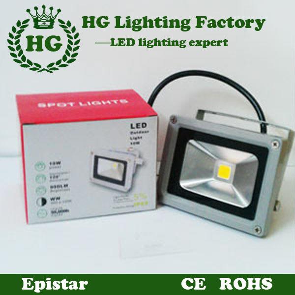 85-265V 10W 20W 30W 50W Landscape Lighting IP65 LED Flood Light Floodlight LED street Lamp Free Shipping(China (Mainland))