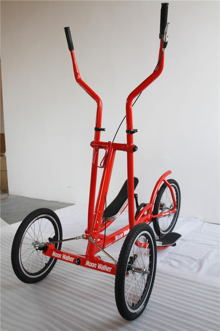 free shipping (1speed)streetrambler outdoor indoor elliptical cross trainer folding bike fat bike speed velo road bike(China (Mainland))