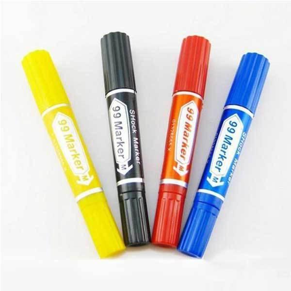 BottleNeck Cheap Electric Shock Trick Gag Marker Pen Toy Joke Funny Gift(China (Mainland))