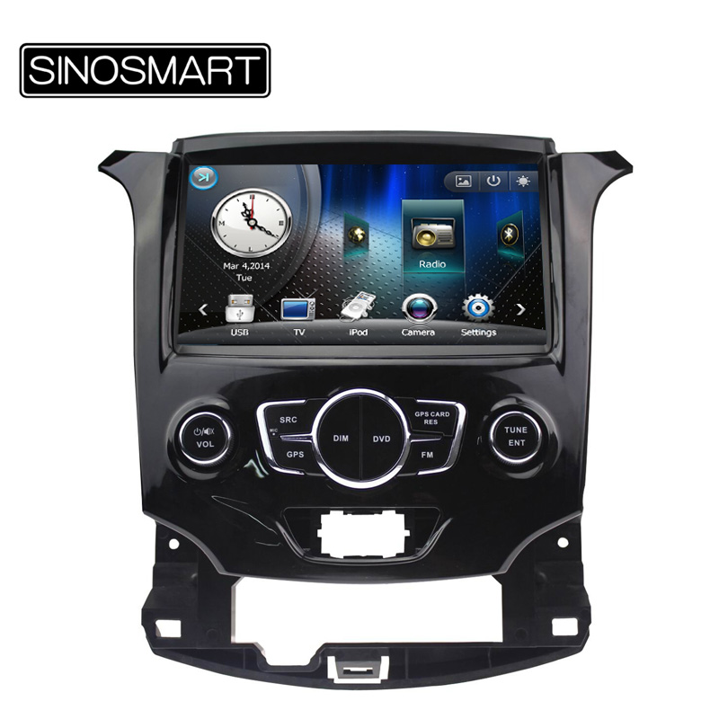 Cheap Price 800MHz CPU, 256M DDR Win CE 7'' Car DVD GPS Navigation for Chevrolet Cruze 2015 Dual Care CPU Stable Performance(Hong Kong)