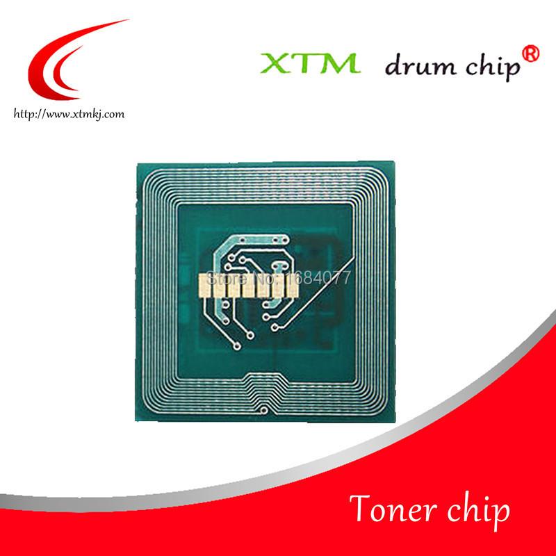 Compatible Xerox Color 550 560 toner chip 006R01529 006R01532 006R01531 006R01530 K/C/M/Y laserjet toner cartridge drum chip(China (Mainland))