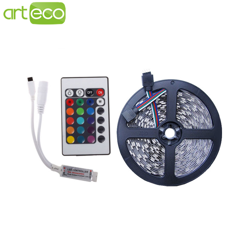 DC12V LED strip 5050 RGB IP20 Non-waterproof 5050 LED strip RGB for indoor,KTV etc. Free shipping(China (Mainland))