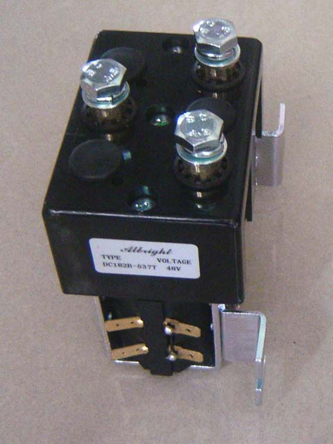182 48V 200A truck traveling forward and backward contactors B421 -made(China (Mainland))