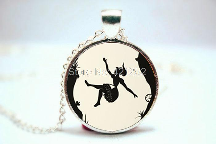 10PCS Alice In Wonderland Necklace, glass cabochon necklace Teen Girl Gift, Fairytale Jewelry, Sister Gift, Geek necklace  <br><br>Aliexpress