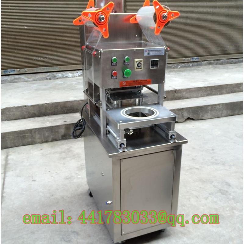 cup sealer sealing machine