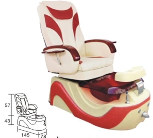 2015 silla de masaje pedicura sill n spa manicura pie silla masaje de pies el ctrico sof - Sillon de pedicura spa ...
