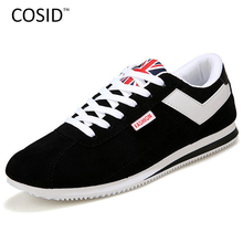 New 2016 Men Casual Shoes Suede Leather Spring Autumn Male Footwear For Men Shoes Comfortable Flats Zapatos Hombre RME-133