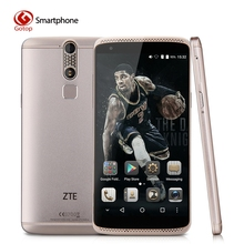 ZTE Axon Mini Premium Forch Touch Android 5.1 MSM8939 1.5GHz Octa-core 3G RAM 32G ROM FHD 1920×1080 5.2 Inch 13.0MP Cell Phone