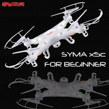 100% Original Syma x5c Quadcopter Update X5c-1 RC Helicopter Remote Control Drone with Camera RC Toys Best Choice for Beginners(China (Mainland))