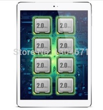Cube Talk 9X U65GT MT8392 Octa Core 2.0GHz Tablet PC 9.7 inch 3G Phone Call 2048x1536 IPS 8.0MP Camera 2GB/32GB Android 4.2(China (Mainland))