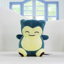 Pokemon Snorlax Toys 14cm Stuffed Plush Doll Retail Free Shipping(China (Mainland))