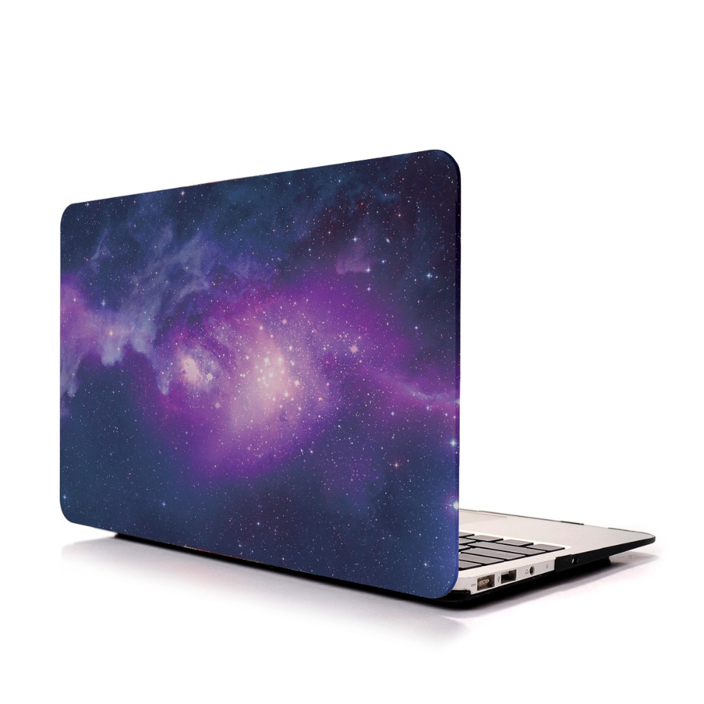"2016 Luxury Starry Sky Laptop Hard PC Case Shell Notebook Protector Plastic Cover for Apple Macbook Air 13""11"" Pro&Retina13""15""(China (Mainland))"