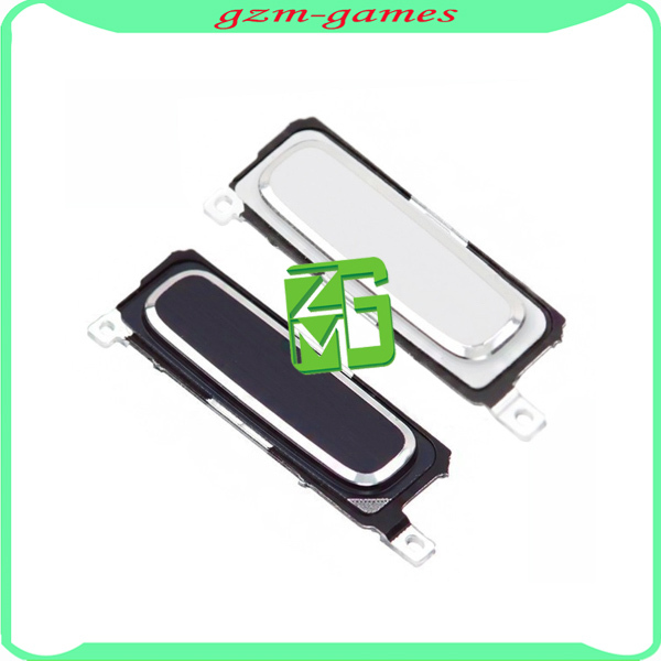 50pcs/lot Repair Part Navigation Home Button Key for Samsung Galaxy S4 i9500 Free Shipping