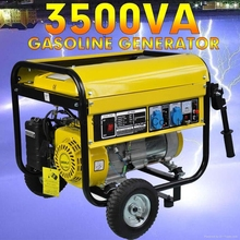 2.5KW prime power gasoline generator with air cooled 100% copper wire(China (Mainland))