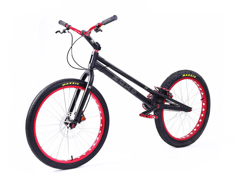 NEW ECHO 24 inch Mark IV Trial Bike front and rear disc brake bike trial(China (Mainland))