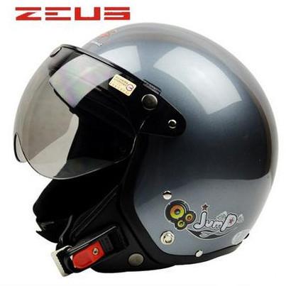 professional motorbike helmet Geniune ZERUS jet style helmet Japan Motorcycle helmet 102B(China (Mainland))