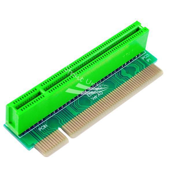 Leftward Left Angle 32 Bit 32Bit 1U PCI Riser Card(China (Mainland))