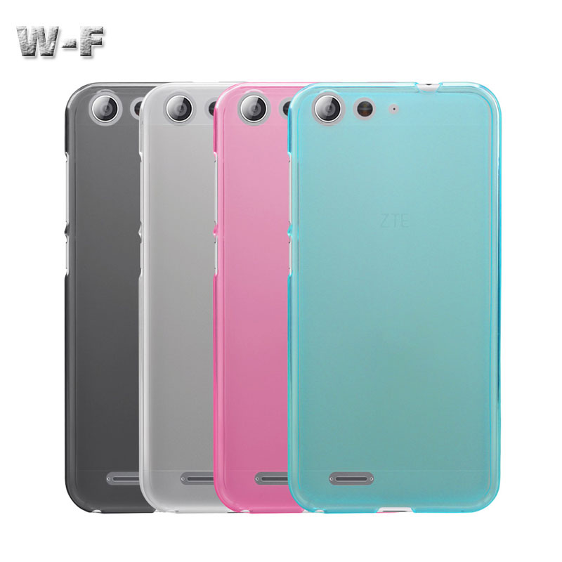 for <font><b>ZTE</b></font> <font><b>Blade</b></font> V6 Case Anti-Dust Clear Soft Silicone Matte Tpu Ultra Slim Protective Back Cover for <font><b>ZTE</b></font> <font><b>Blade</b></font> V6 and <font><b>ZTE</b></font> <font><b>Blade</b></font> <font><b>D6</b></font>