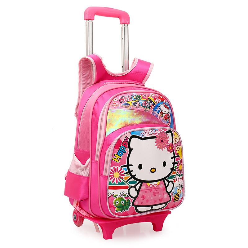 popular hello kitty trolley school bagbuy cheap hello