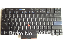 Original  New  laptop keyboard  For IBM T410 T410I T420 T510 X220i W520 US layout  45N2141  45N2106  Freeshipping