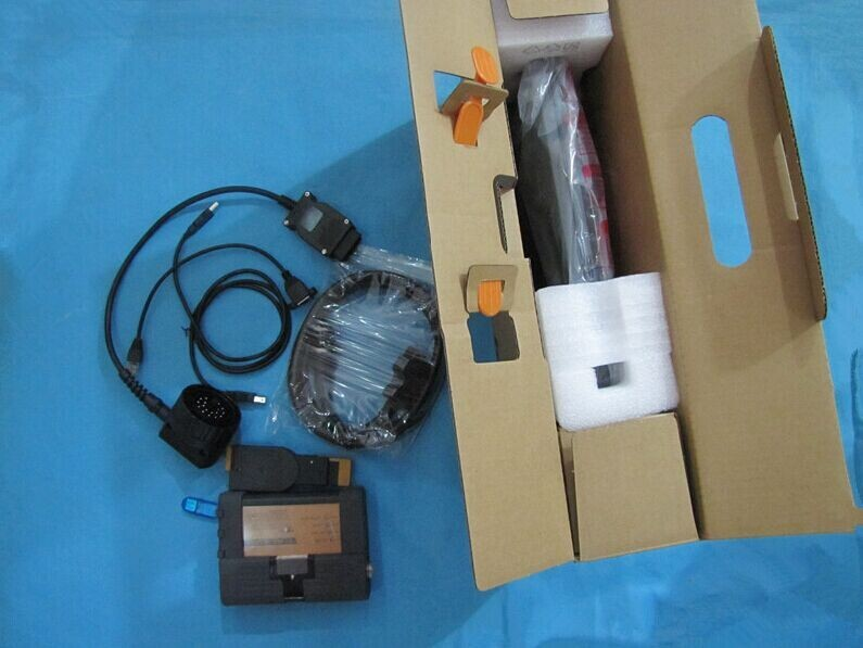 Free Shipping For BMW ICOM A2+B+C Diagnostic Interface ISTA system with Second-hand D630 Laptop(China (Mainland))