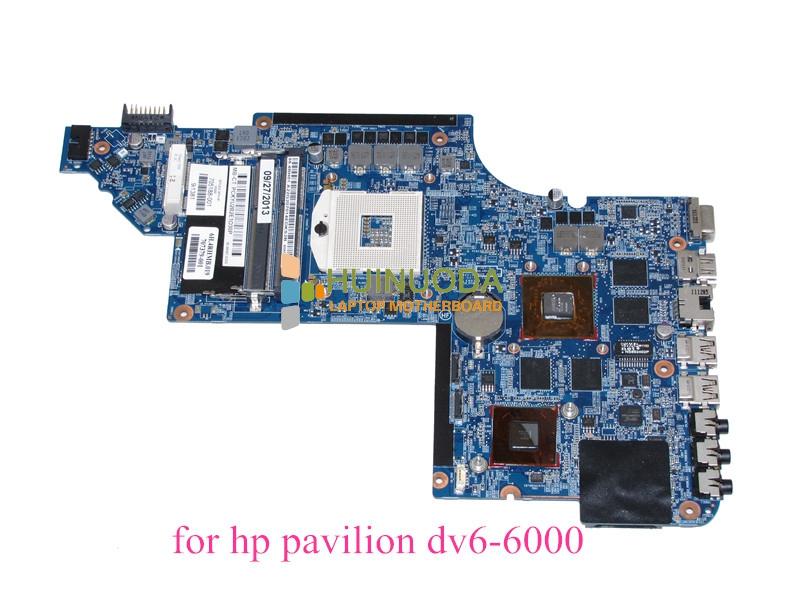 705188-001 laptop motherboard hp pavilion DV6 DV6-6000 main board HD3000+ATI Radeon graphics Works Mainboard
