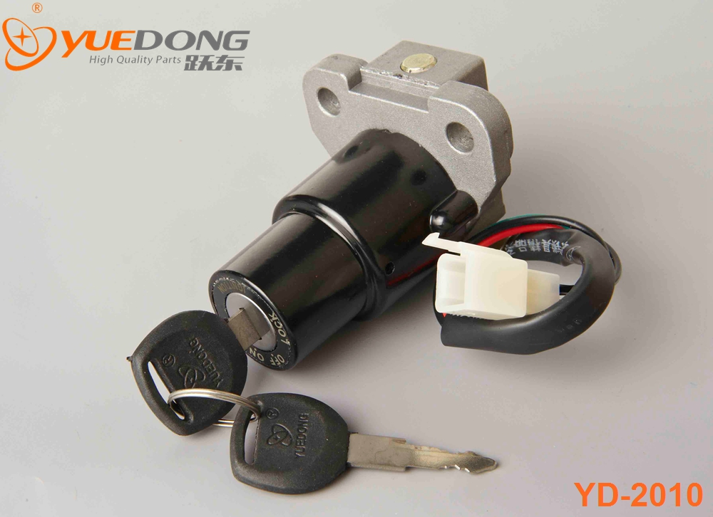 JH150 Motorcycle parts accessories main switch kit ignition switch 2 KEYS for honda dio parts Yamaha Suzuki kawasaki Scooter(China (Mainland))
