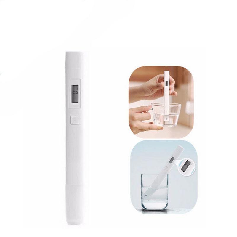 Xiaomi Portable TDS Meter Detection Pen Digital Water Filter Professional Measuring Purity PH Tester IPX6 Waterproof