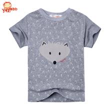 2016 Summer Fashion Boys T Shirts Brand Tops Children T Shirts for Boys Cotton Tees Cartoon Kids Clothes Roupas Infantis Menino(China (Mainland))
