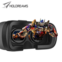 2015 Best Christmas Gift Universal Google Cardboard VR Box Virtual Reality 3D Video Glasses For iPhone