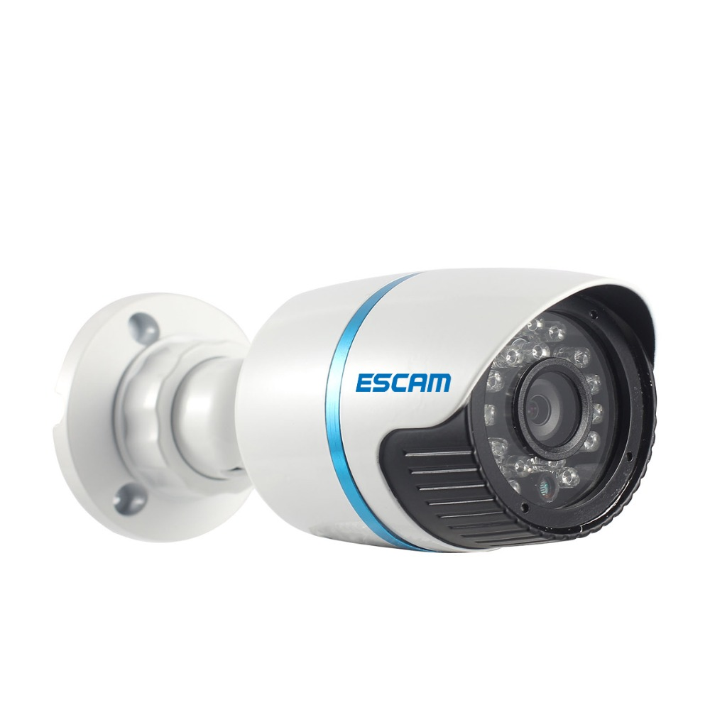 Фотография Escam Q630M  720P HD Security IP Network Camera  Onvif Waterproof Outdoor Camera IR Night Vision 15m 6mm lens