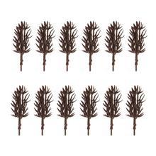 Buy GSFY!100 pieces 6cm Tronc Nus en Plastique Miniatures de Disposition de Paysage Echelle 1:200 for $5.26 in AliExpress store