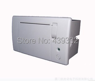 Embedded thermal printer all in POS driving recorder medical equipment(China (Mainland))