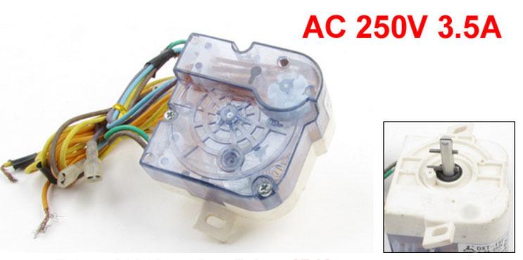 Комплектующие для стиральных машин 250 AC 3.5A 6 комплектующие для стиральных машин 02 100