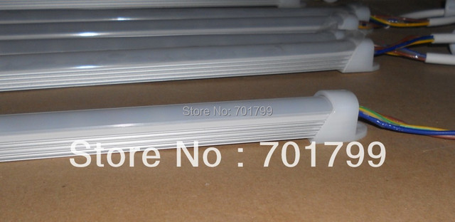 1M long WS2811 built-in 5050 SMD 32LEDs led digital bar light,DC5V input,with milky white PC cover