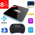 3GB 16GB Amlogic S912 H96 Pro Octa Core Android 6 0 2 4G 5GHz Wifi HD2