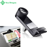 2015 new Universal Mobile Phone Holder Car Air Vent Mount Bracket for Samsung for iPhone for xiaomi for blackberry phone GPS PDA