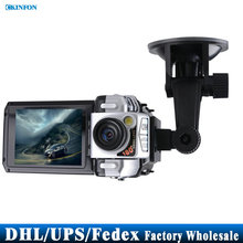 Free DHL Fedex 10pcs/lot Car DVR F900 Ambarella Recorder 1920 * 1080P 12MP 30fps DVR Full HD Video Recorder(China (Mainland))