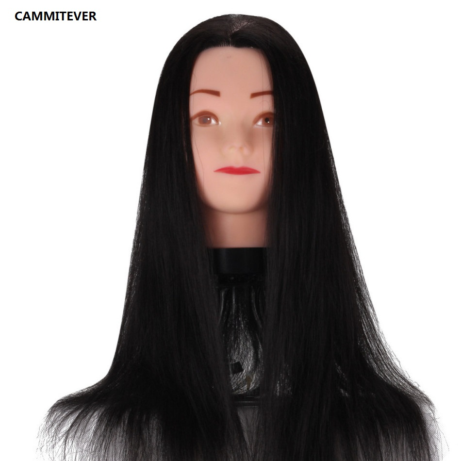 Online Buy Wholesale hair styling doll head from China
