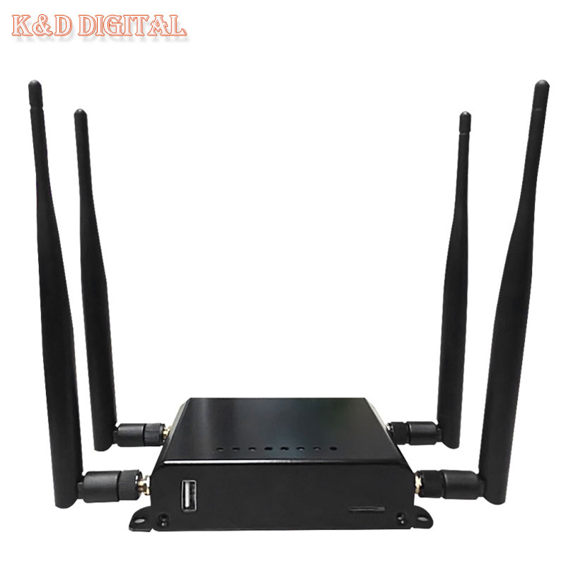 802.11ac 1200Mbps AC1200 WiFi Router Dual Band 2.4GHz & 5GHz WiFi Router Support 3G/4G Modem(China (Mainland))