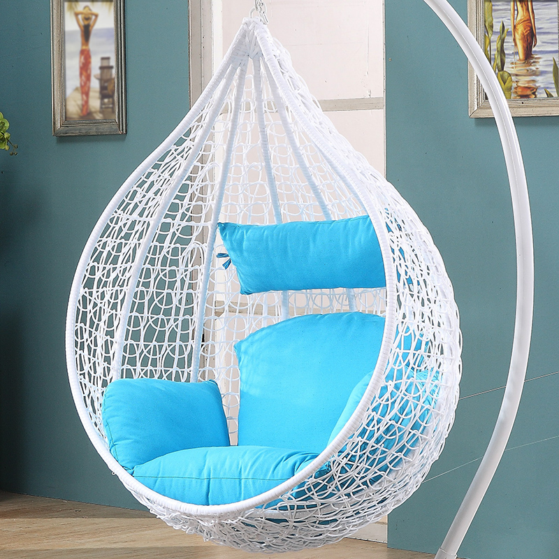 Popular rocking swing chair buy cheap rocking swing chair for Bedroom hammock chair