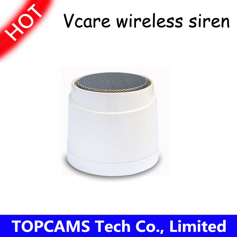 vcare Wireless strobe siren for GSM&WIFI vcare A kits home security alarm systems with backup battery(China (Mainland))