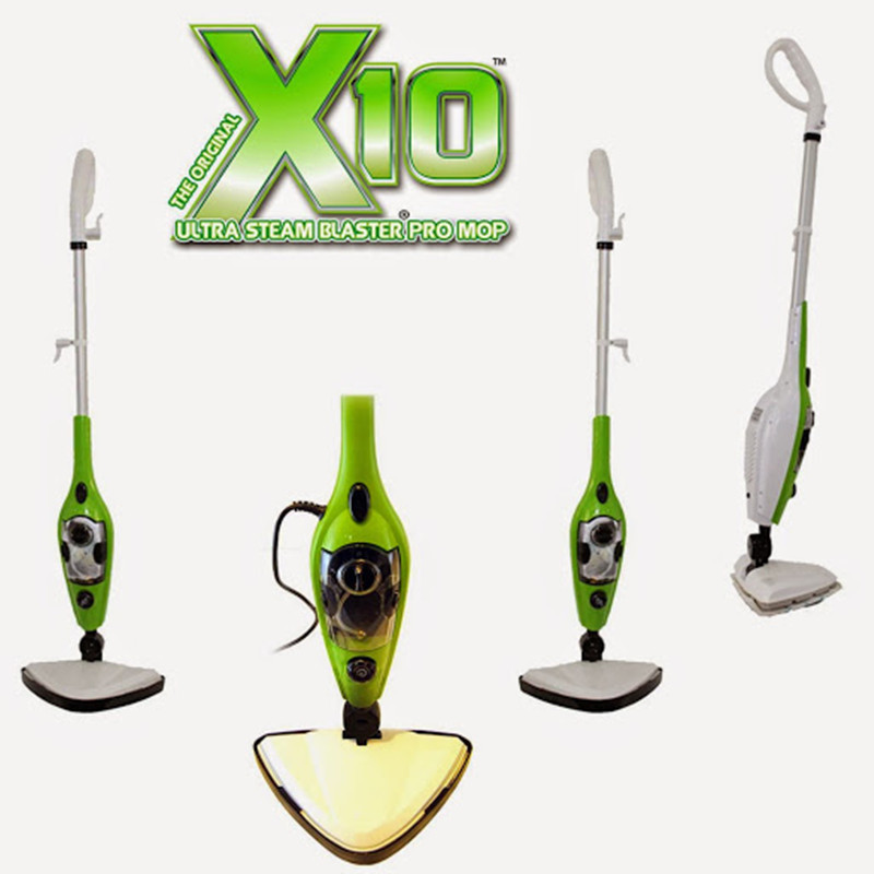 Free shipping steam cleaner the steam mop 10 in 1 the evaporator vacuum cleaner steam cleaner machine steam iron travel steamer(China (Mainland))