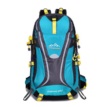 FEEL PIONEER2017 new mountaineering bag 45L outdoor camping backpack hiking backpack men and women couples daily backpack custom(China (Mainland))