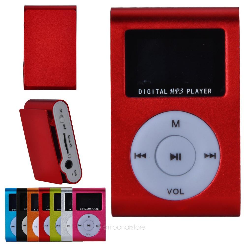 Mini USB Small Cute MP3 With Display Screen Need To Plug TF Memory Card MP3 Player J*DA1038#M6(China (Mainland))