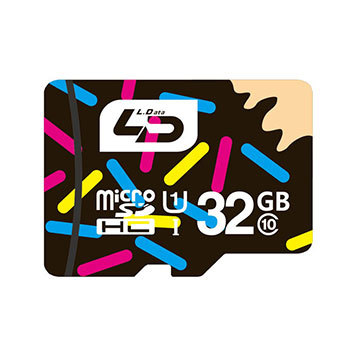 2015 Hot 100% Original LD Micro SD memory card microsd 32gb 64gb H2test real capacity class 10 30m/s Official Verification(China (Mainland))