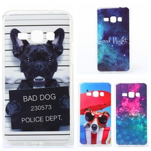 "Buy Fashion Bad dog cute Cartoon Soft TPU Case Samsung Galaxy J1, 2016 4.5"" J120F J120 Rubber silicone Skin Back Cover for $1.34 in AliExpress store"