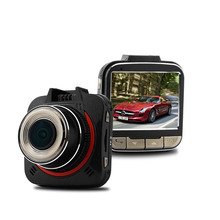 G52D Car DVR Ambarella A7LA50 GPS Car Camera Full HD 1296P with 170 Degrees Wide Angle